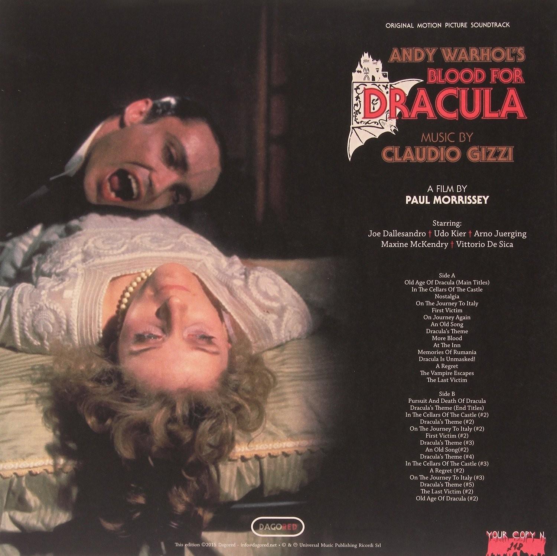 Amazoncom Andy Warhols Young Dracula Udo Kier Joe - HD1500×1497