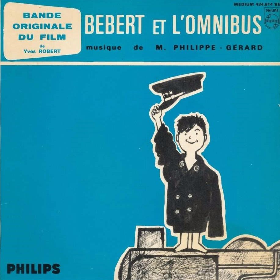 Film Music Site - Bébert et l'Omnibus Soundtrack ( Philippe
