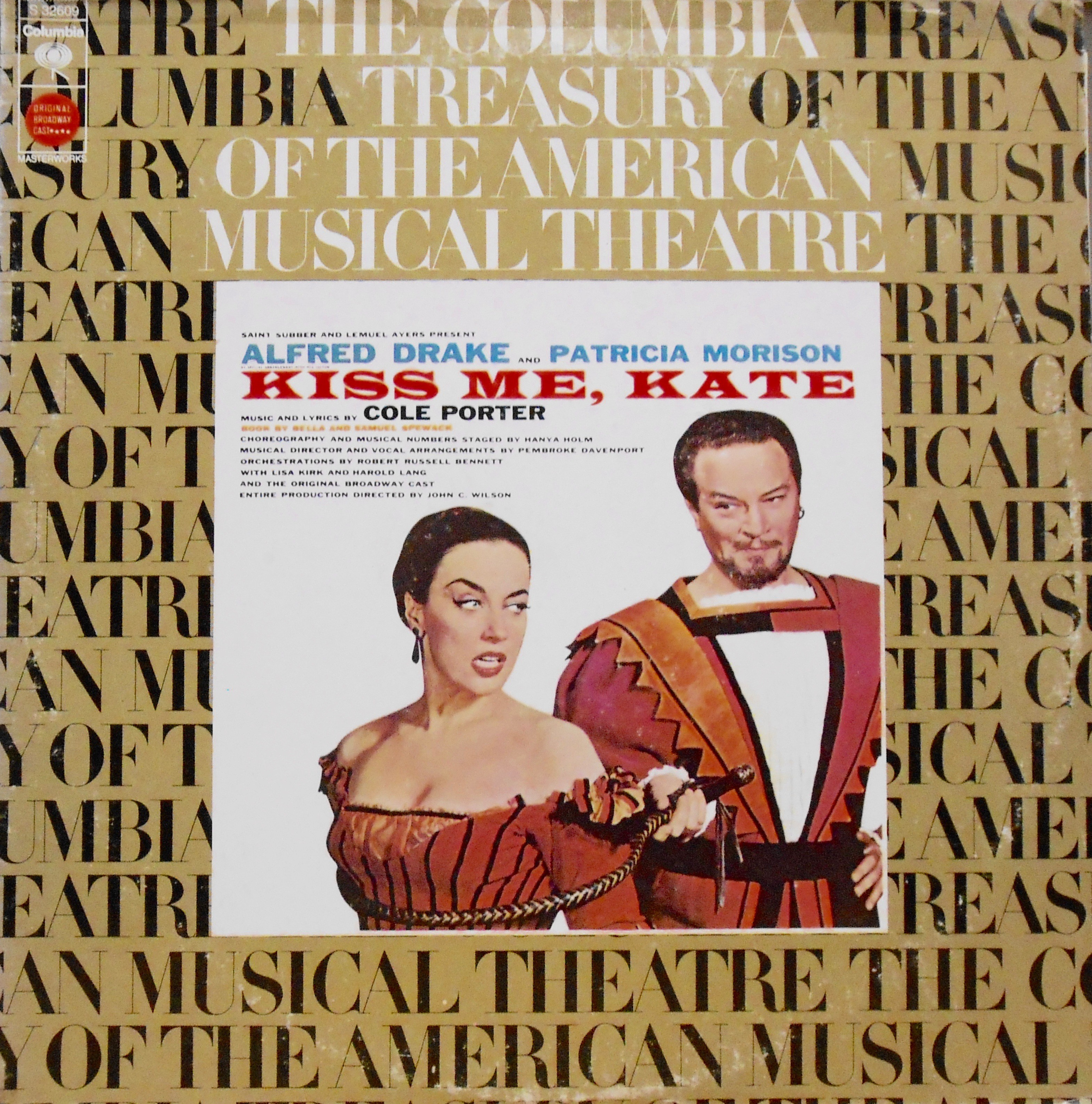 an analysis of the musical kiss me kate by cole porter Su drama caps off season with cole porter's hit musical 'kiss me kate'april 12, 2005monica alfonsomjalfons@syredu the syracuse university drama department concludes the 2004-05 season with.