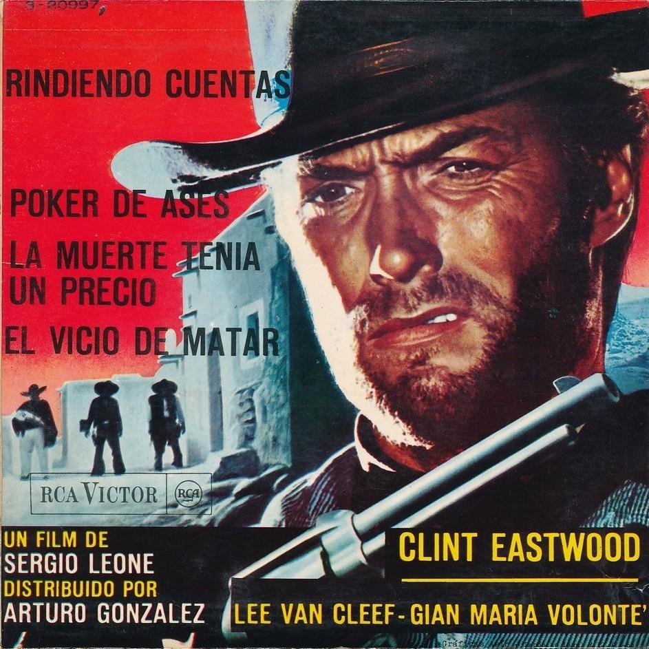 Film Music Site La Muerte Tenía Un Precio Soundtrack Ennio Morricone Rca Victor Spain 1966 Banda Sonora Original De La Película