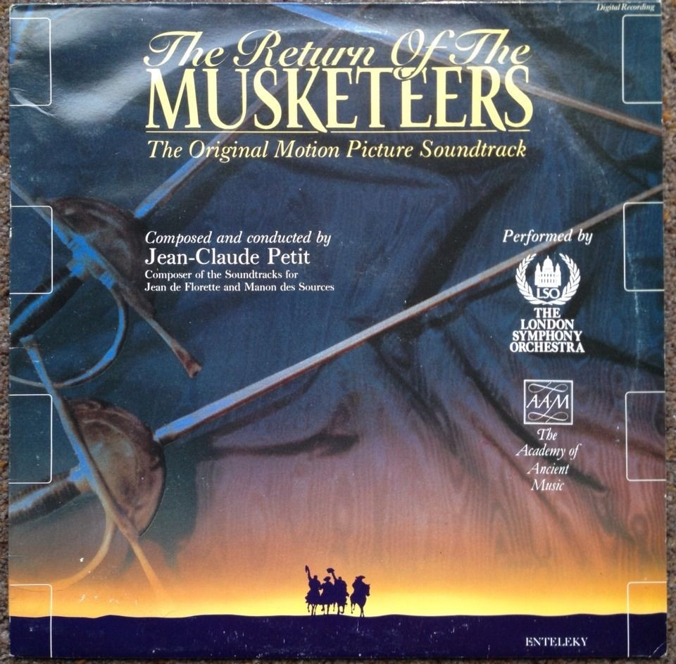 the musketeers soundtrack download