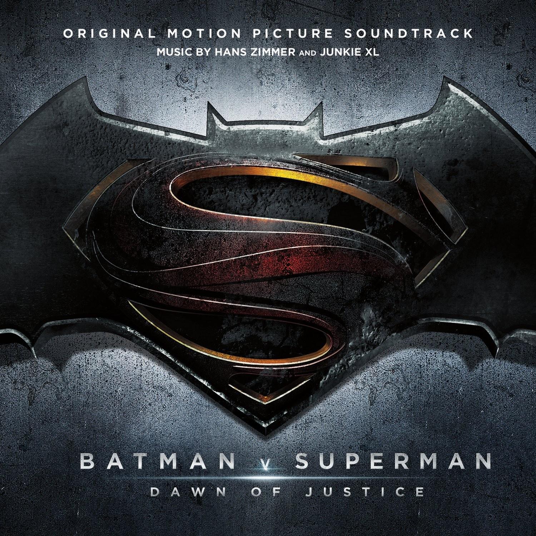Film Music Site Batman V Superman Dawn Of Justice