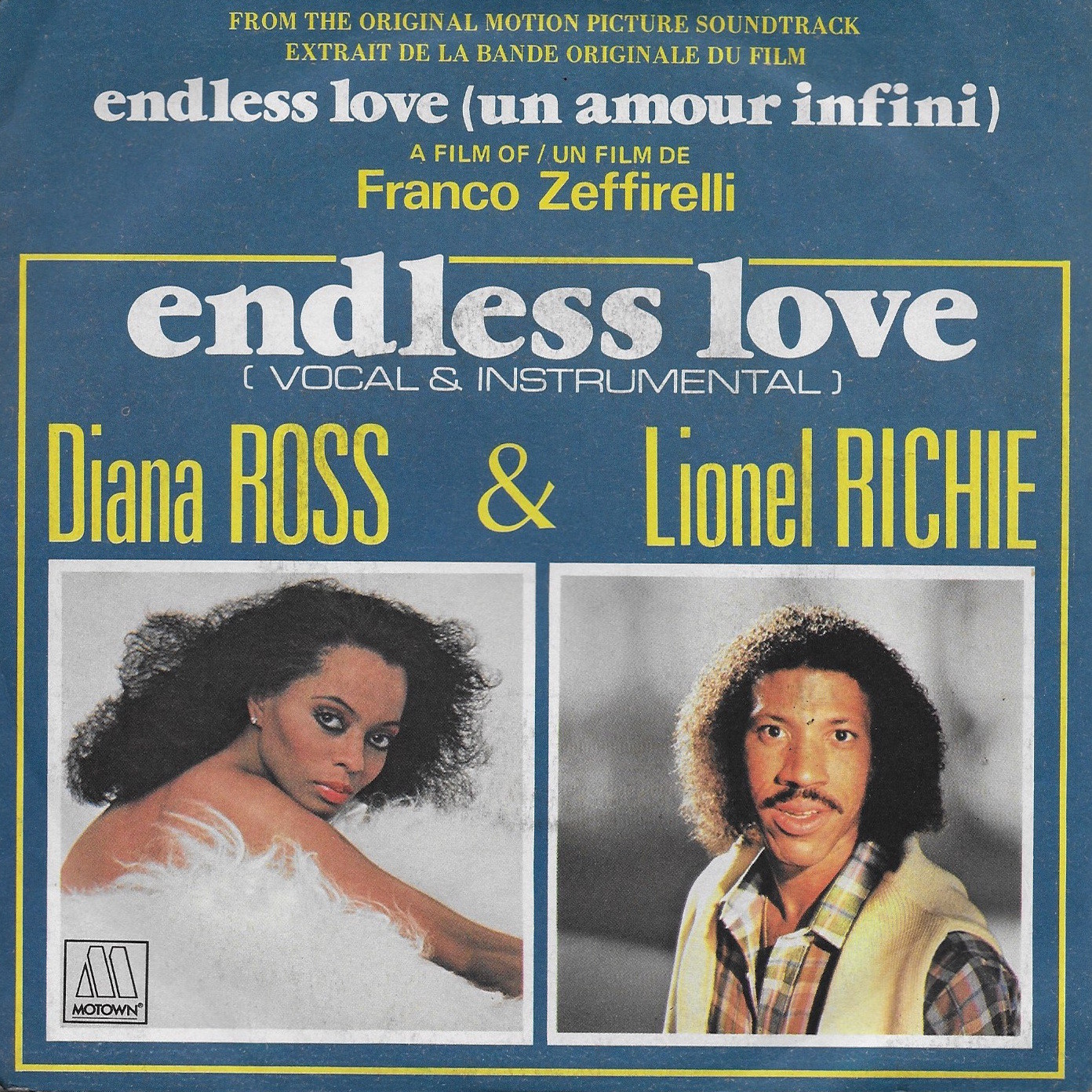Film Music Site - Endless Love Soundtrack (Jonathan Tunick) - Vogue (1981)