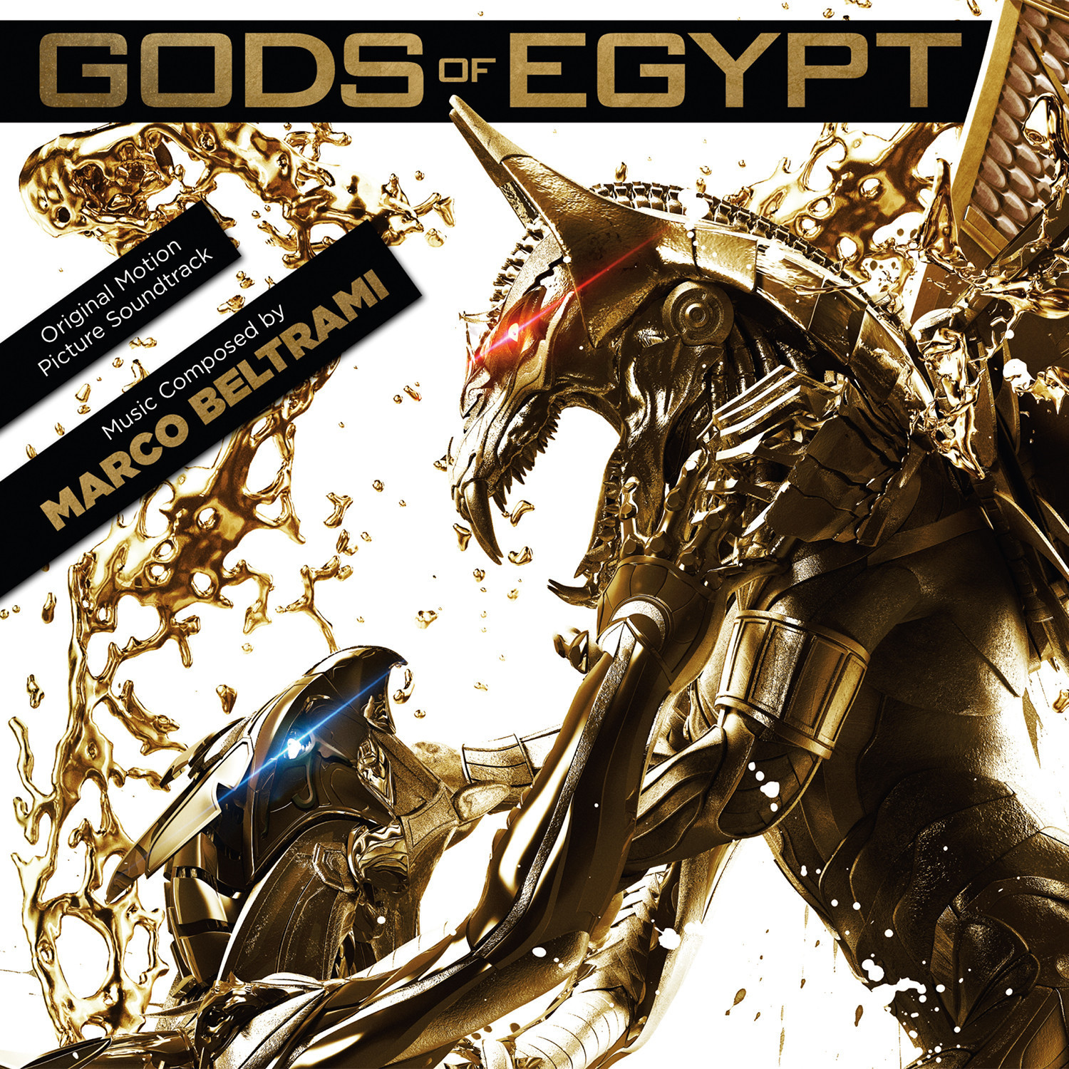 Film Music Site (Español) - Gods of Egypt Soundtrack (Marco Beltrami ...