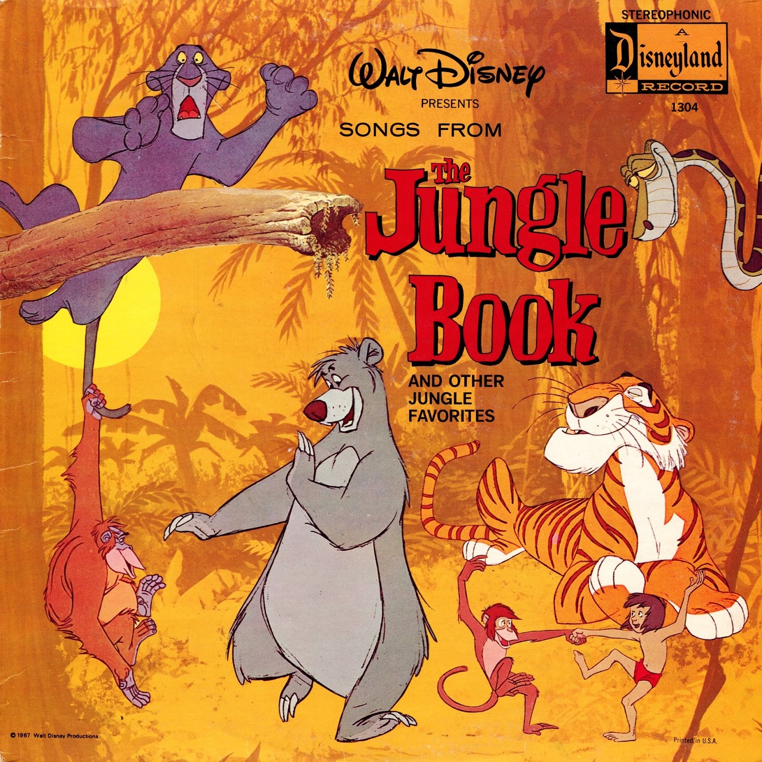 film music site the jungle book soundtrack various