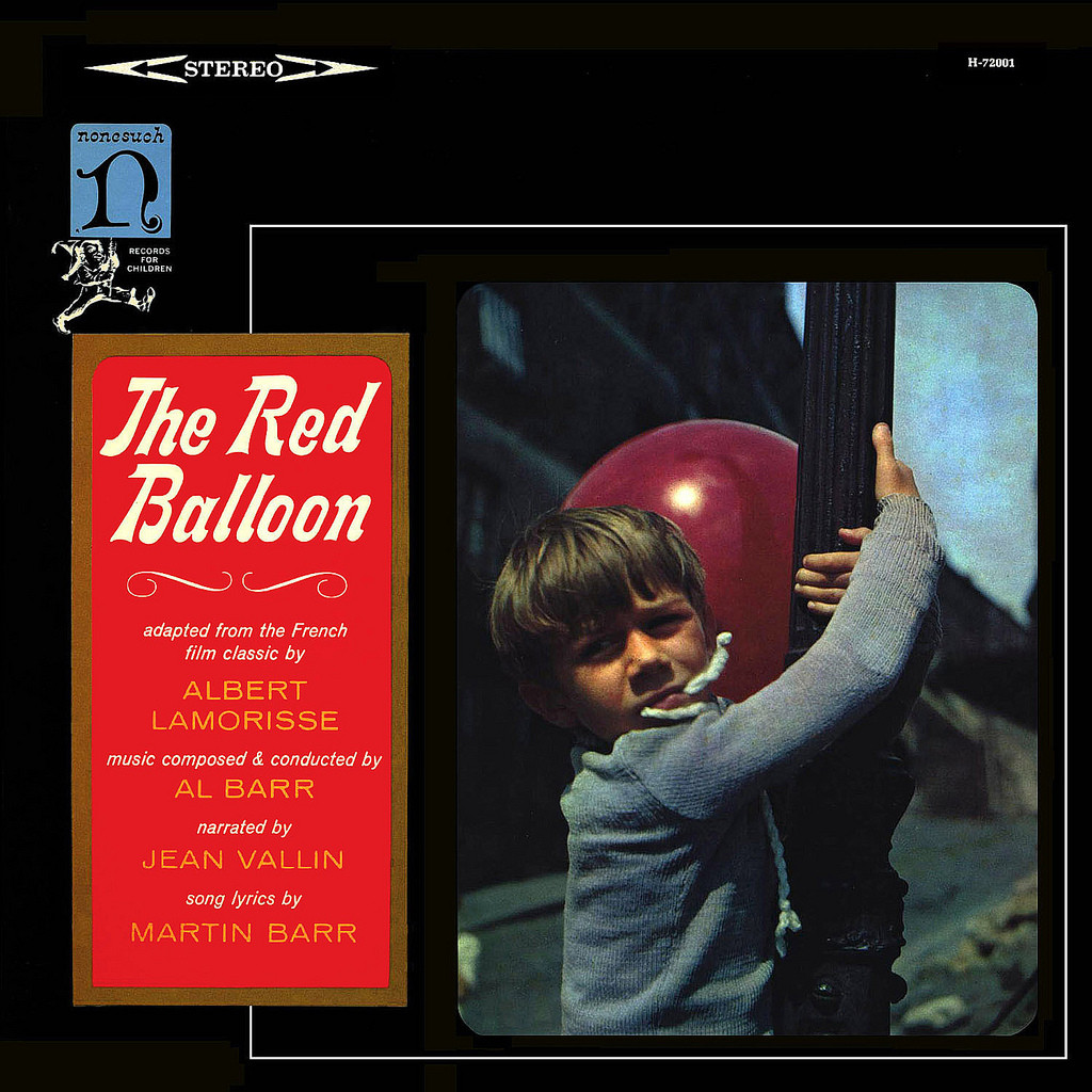 Film Music Site The Red Balloon Soundtrack Al Barr