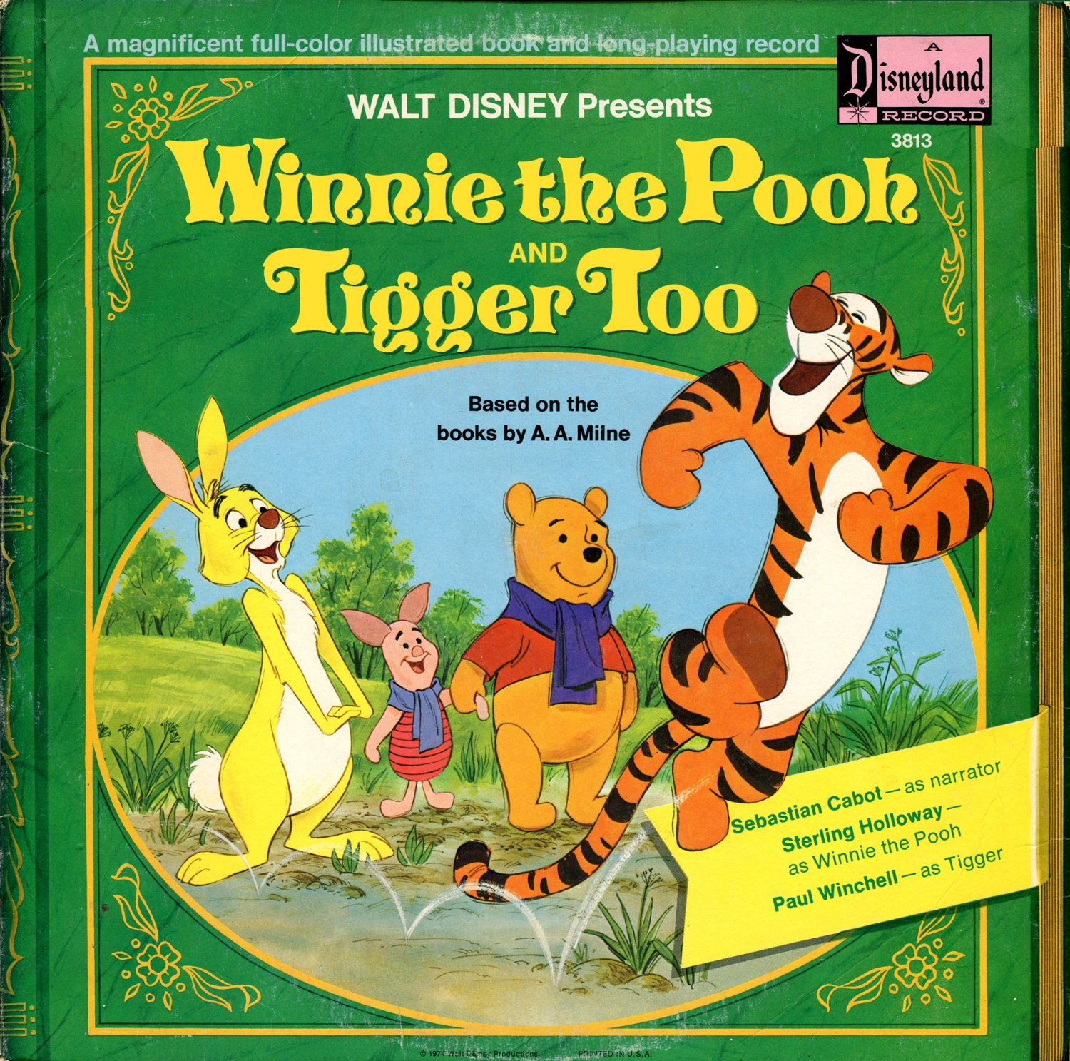 Film Music Site Winnie The Pooh And Tigger Too