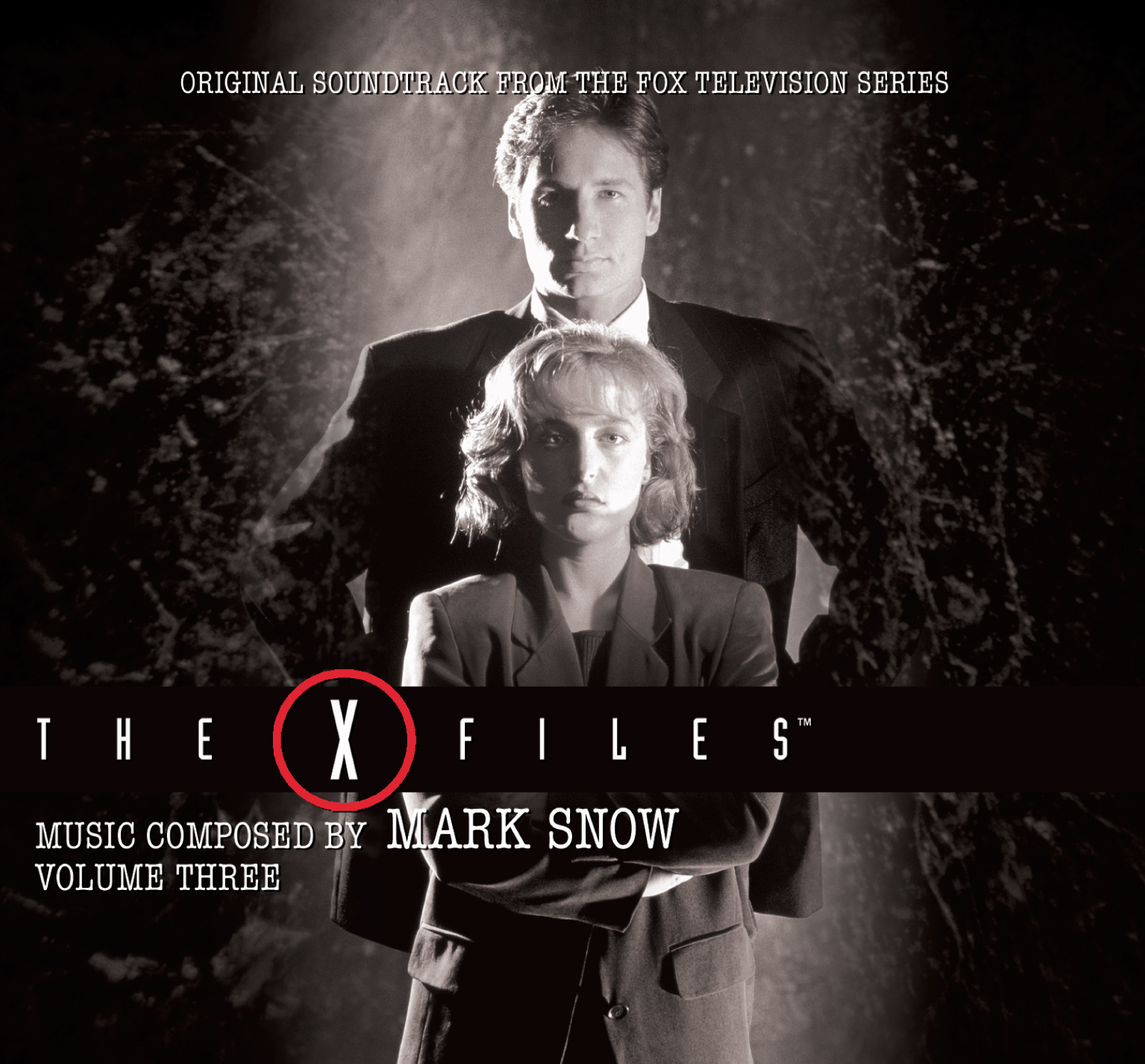 Film Music Site - The X Files - Vol. 3: Limited Edition Soundtrack ...
