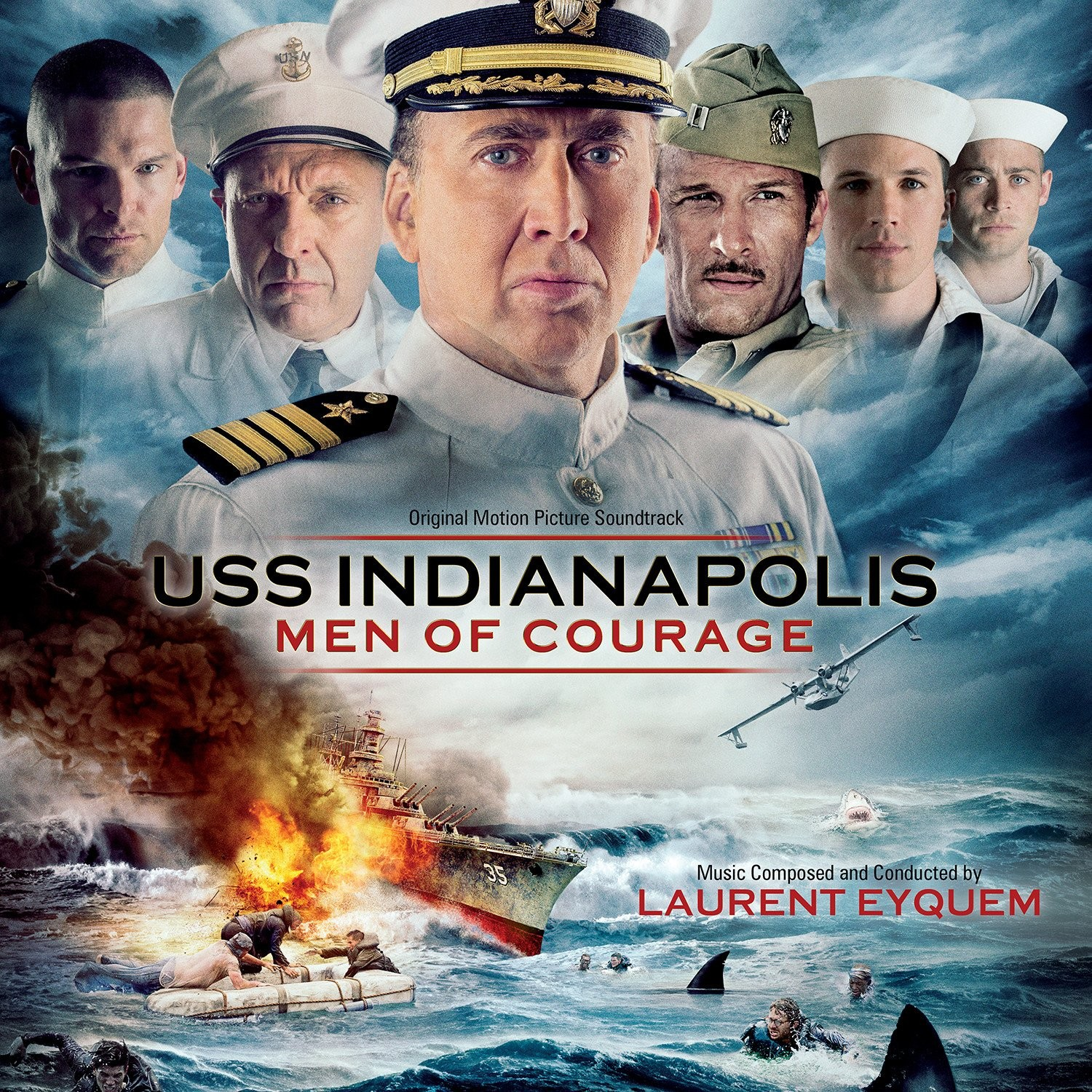 Uss Indianapolis Men Of Courage