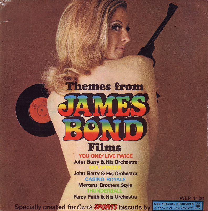 Film Music Site - Themes from James Bond films Soundtrack
