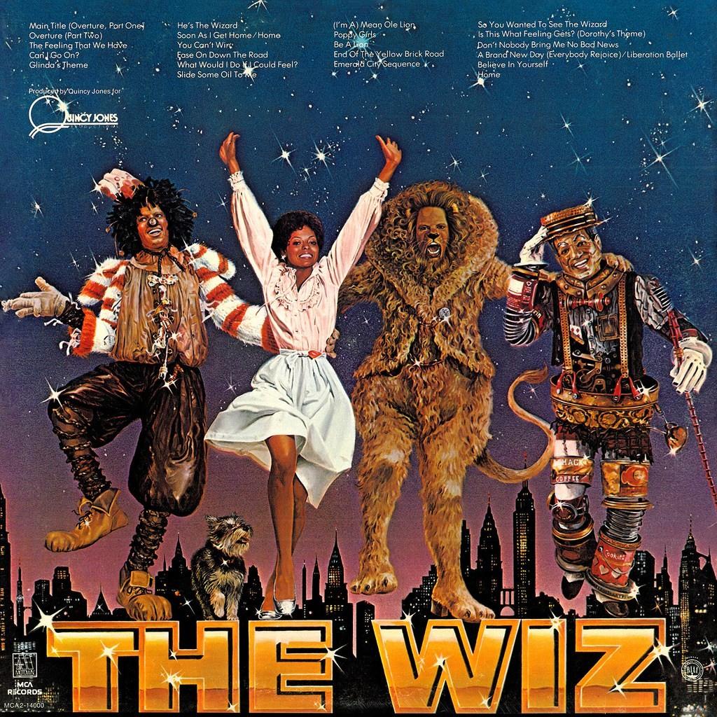 映画音楽サイト the wiz サウンドトラック various artists charlie