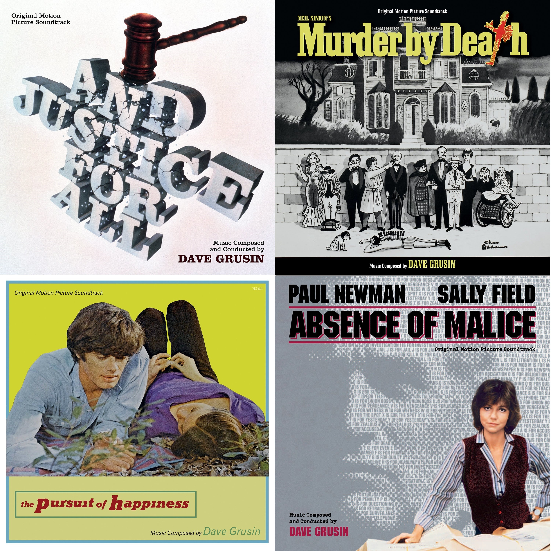 Film Music Site - The Dave Grusin Premiere Collection