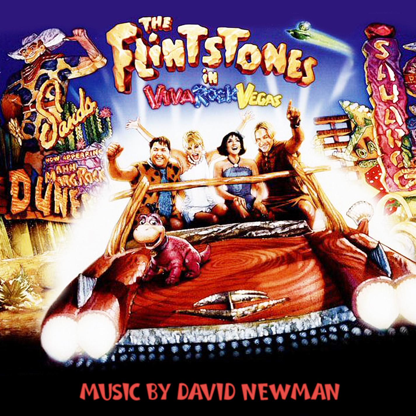 film music site the flintstones in viva rock vegas