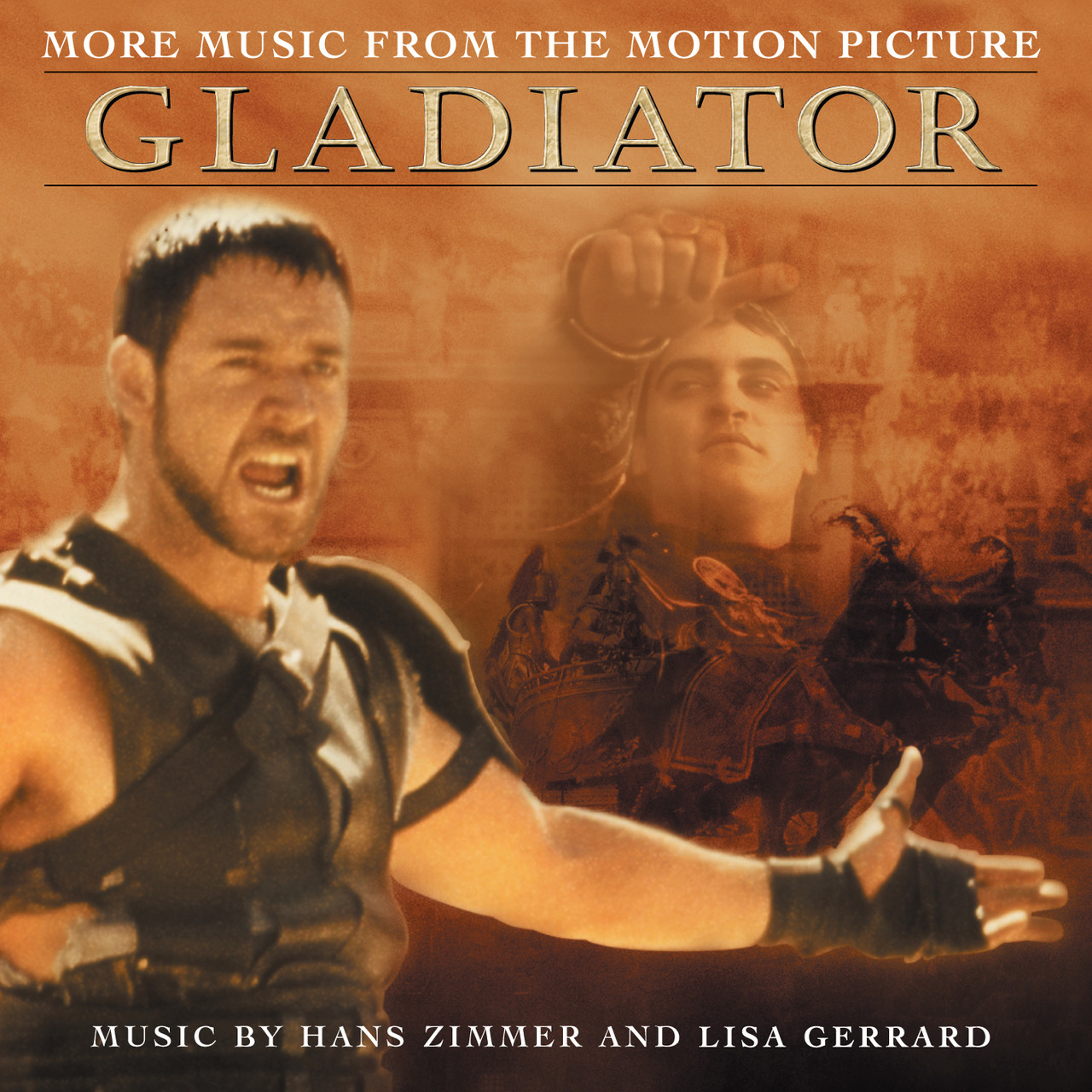 Film music site fran ais gladiator bande originale for Gladiator hans zimmer
