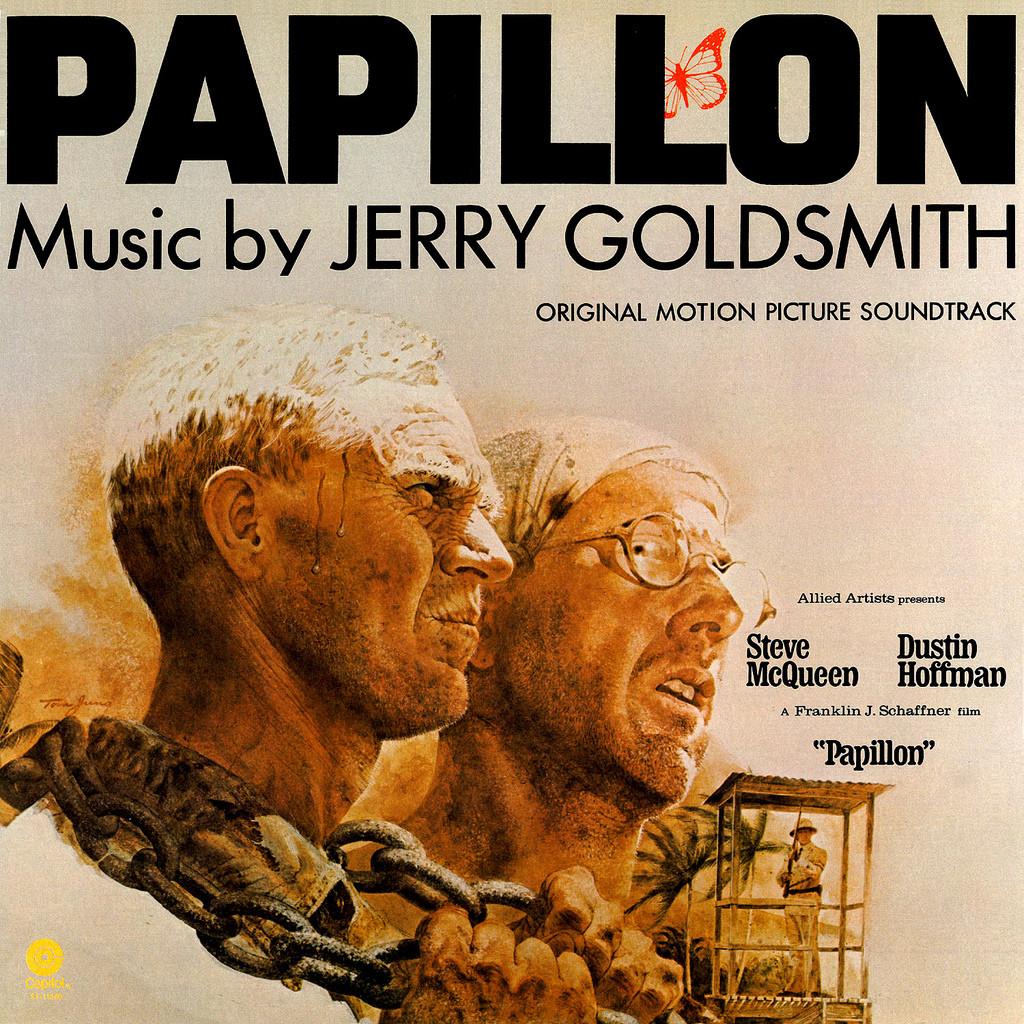 film music site   papillon soundtrack jerry goldsmith