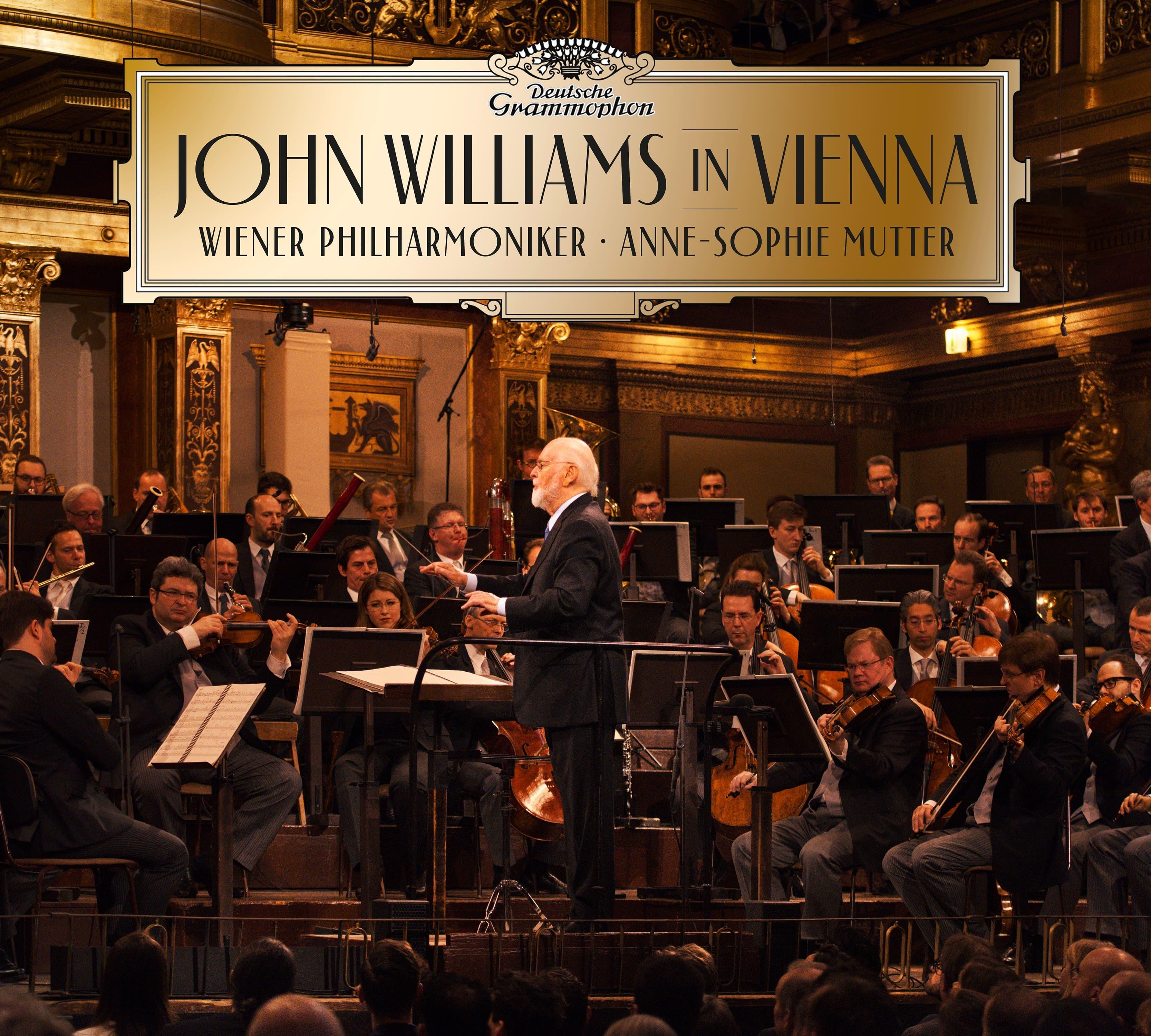 Τοποθεσία Μουσικής Κινηματογράφου - John Williams in Vienna Μουσική  υπόκρουση (John Williams) - Deutsche Grammophon (2020)