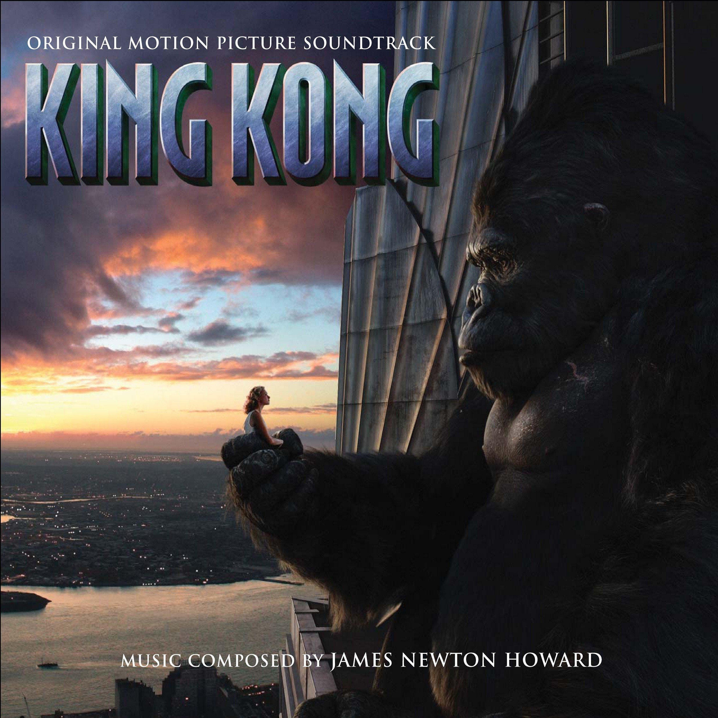 the use of underscoring and music in the film king kong The frequent use of this type of music in the godfather and non-diegetic music is clear, some film music cannot be of the crimson king.