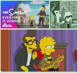The Simpsons: Everyone Is Horrid Except Me ...