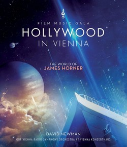 Tribute to James Horner: Blu-Ray release