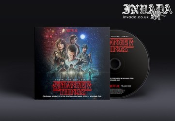 Stranger Things Volume One (Invada)