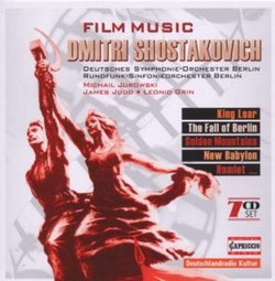 Film Music: Dmitri Shostakovich