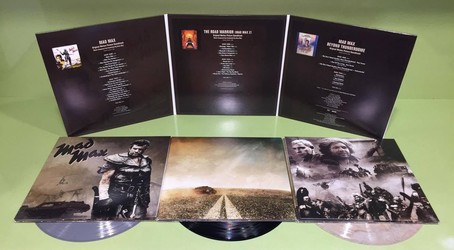 Mad Max 3LP set