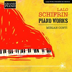 Lalo Schifrin - Piano Works