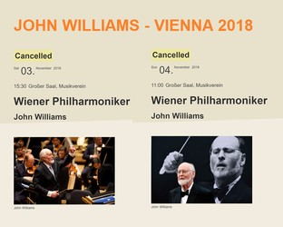 JOHN WILLIAMS HOSPITALIZADO A SU LLEGADA A LONDRES