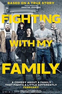 Une famille sur le ring (Fighting with My Family)