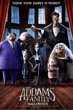 The Addams Family: My Family (2019 )