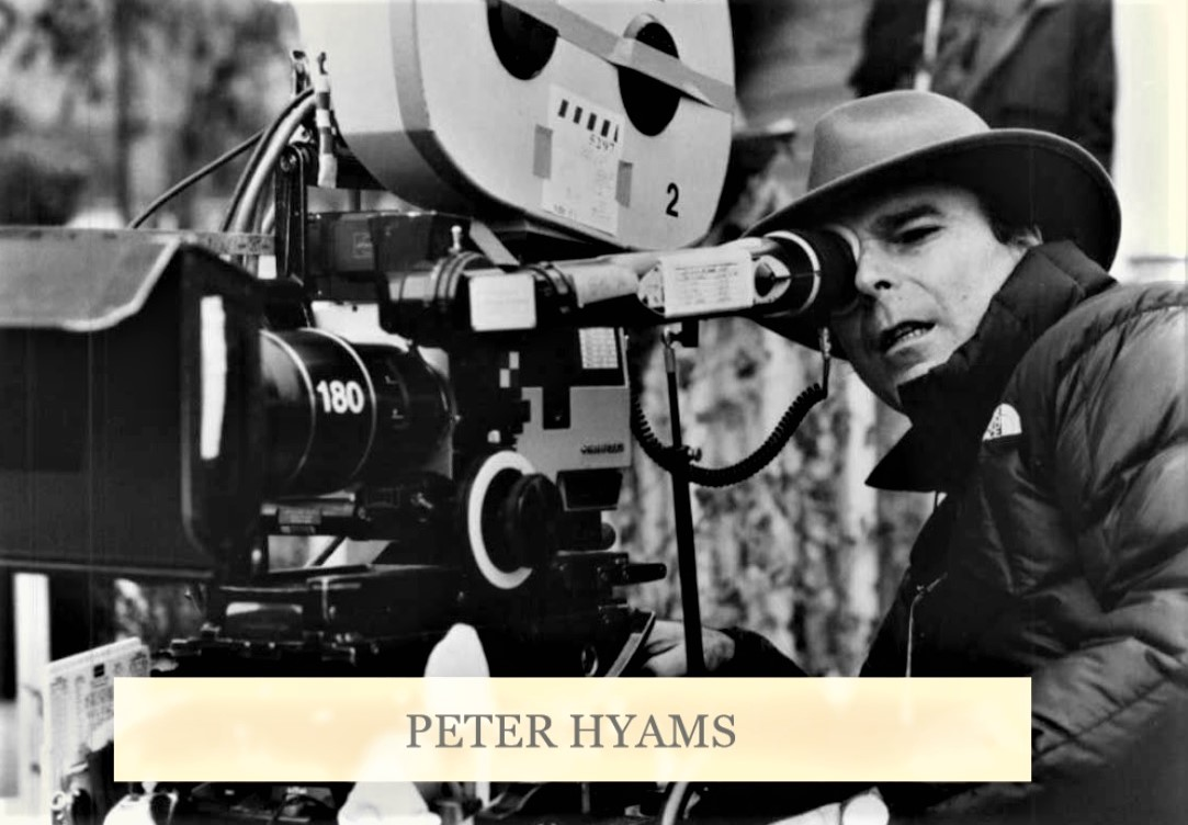 PODCAST PETER HYAMS