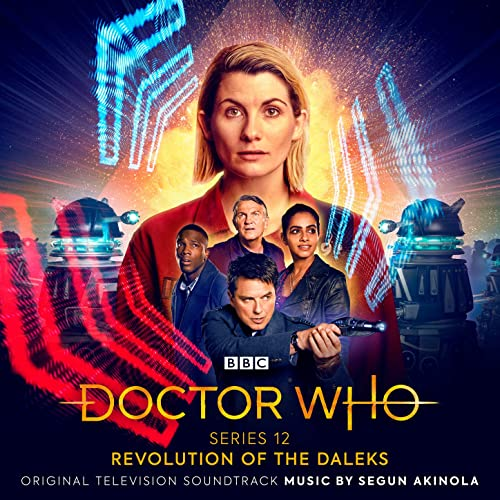 Doctor Who: Revolution of the Daleks