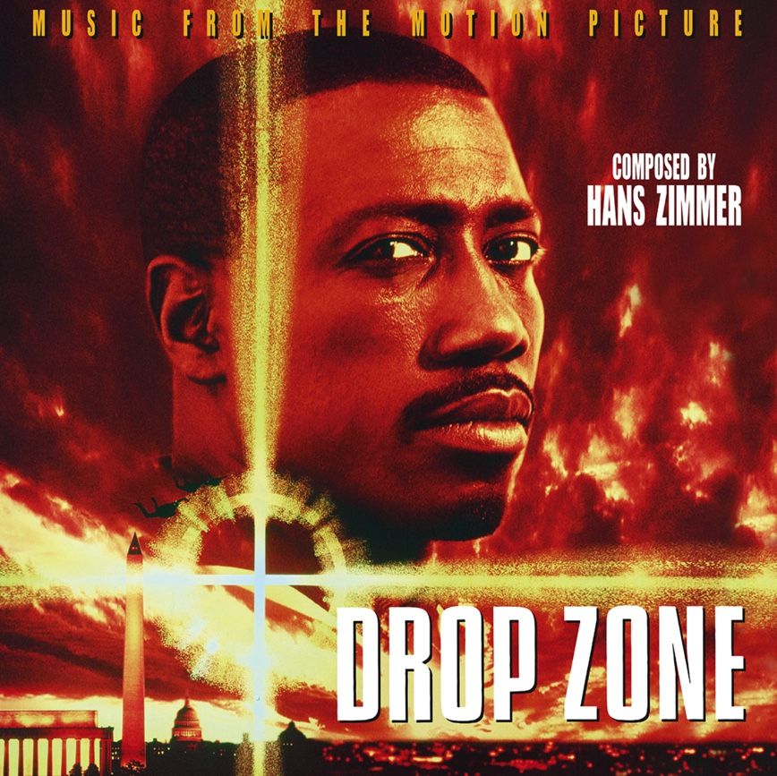 Drop Zone expanded
