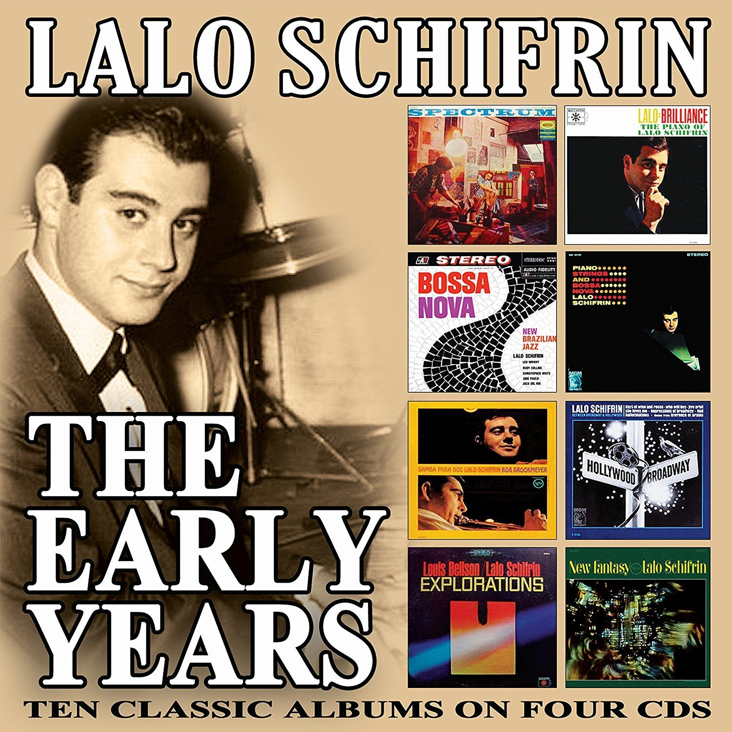Lalo Schifrin - The Early Years