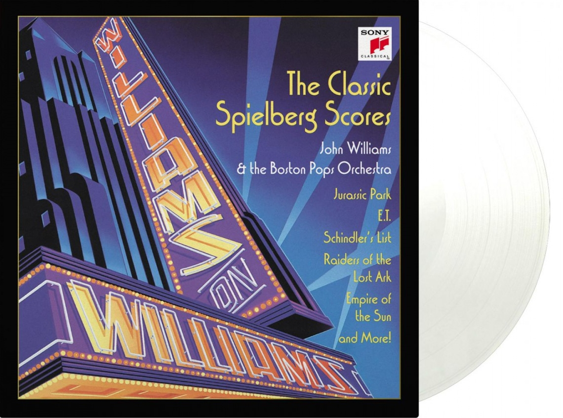 Williams on Williams The Classic Spileberg Scores