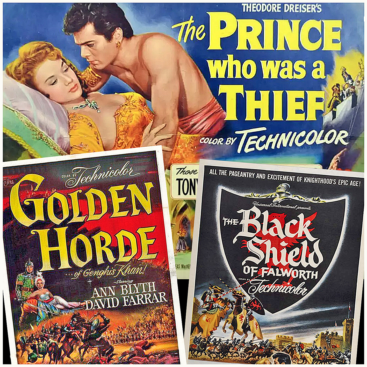 The Fantasy Film Music of Hans J. Salter
