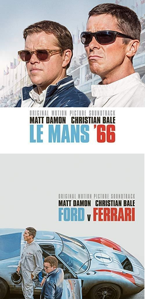 Film Music Site News Ford V Ferrari Le Mans 66 Songs