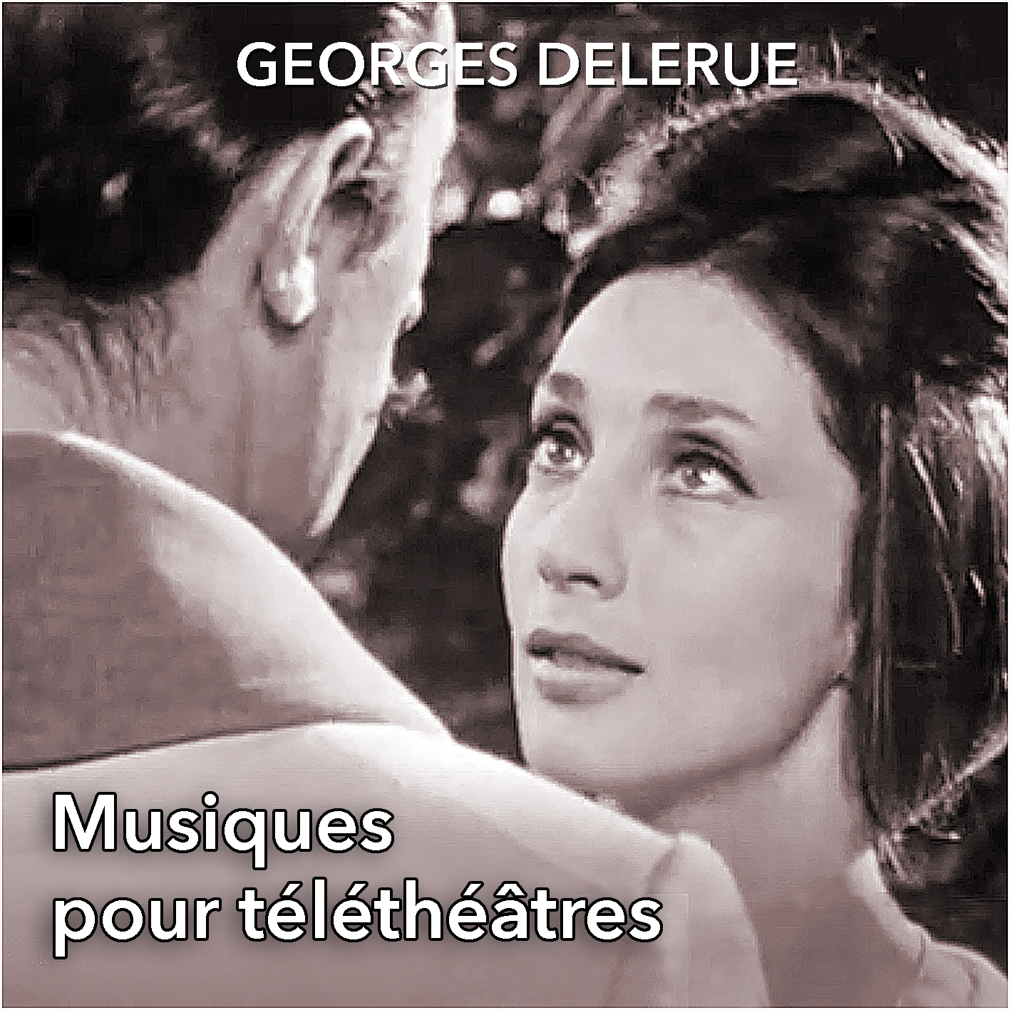 Georges Delerue Music for French TV plays