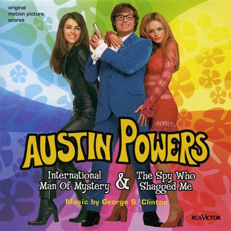 film music site nederlands austin powers soundtrack