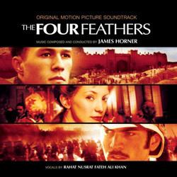 The Four Feathers Soundtrack (James Horner) - CD cover