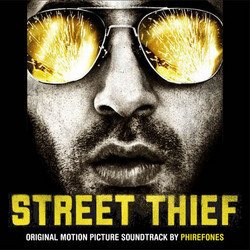 Street Thief Soundtrack ( Phirefones) - CD cover