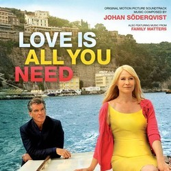 Love Is All You Need Soundtrack (Johan S�derqvist) - CD cover