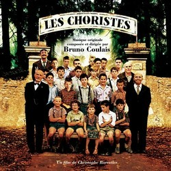 Les Choristes Soundtrack (Bruno Coulais) - CD cover
