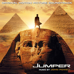 Jumper Soundtrack (John Powell) - CD cover