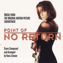 Point of No Return Soundtrack (Nina Simone, Hans Zimmer) - CD cover