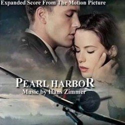Pearl Harbor Soundtrack (Hans Zimmer) - CD cover