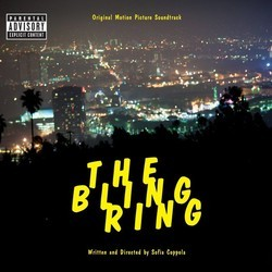 The Bling Ring Soundtrack (Various Artists) - CD cover
