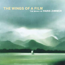 The Wings of a Film Soundtrack  (Hans Zimmer) - CD cover