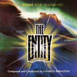 The Entity Soundtrack (Charles Bernstein) - CD cover