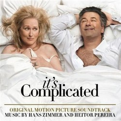 It's Complicated Soundtrack (Heitor Pereira, Hans Zimmer) - CD cover